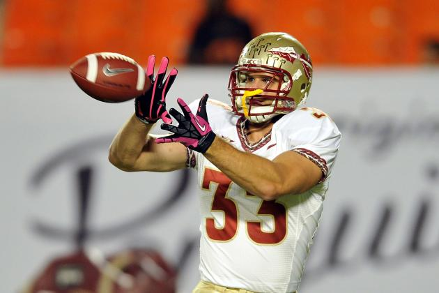 TE Kevin Haplea to Miss Season with Torn ACL