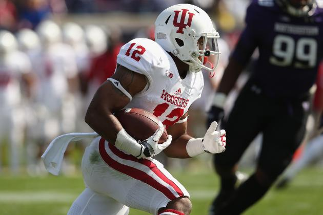 Can Houston Win B1G RB of the Year?