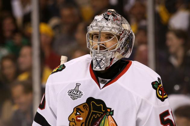 'Hawks to Stick with Crawford in Game 5, Water Still Wet