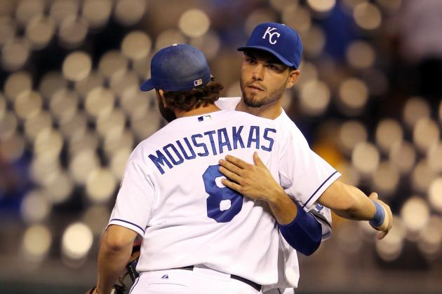 Royals' Mike Moustakas Believes the Tide Is Turning with George Brett's Help