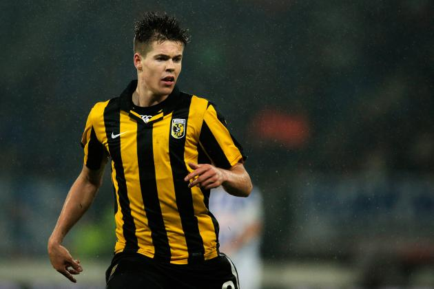 Scouting Rumoured Manchester United and Chelsea Target Marco Van Ginkel