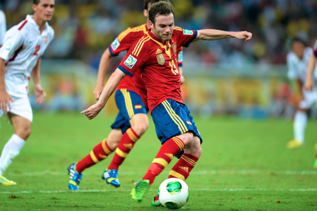 Spain Flex Muscles, Show Off Scary Amount of Depth in Rout of Tahiti