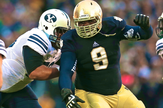 Notre Dame Football: Can Defense Carry Irish to Second Straight BCS Title Berth?
