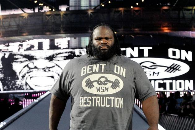 Mark Henry: The Case for Him to Win the WWE Championship from John Cena