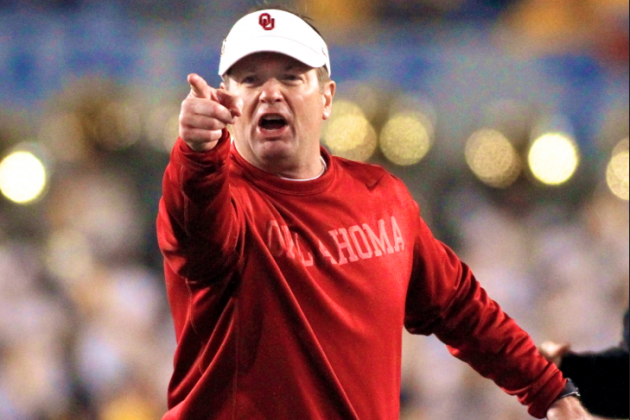 Bob Stoops' Car Stolen and House Burglarized in Oklahoma