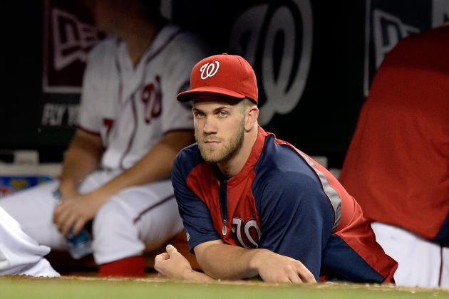 Bryce Harper's Return Will Be Too Little, Too Late for Floundering Nationals