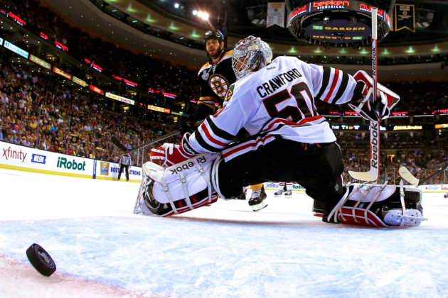 Should the Chicago Blackhawks Pull the Plug on Corey Crawford?