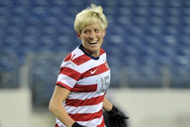 Rapinoe Back in the Fold vs. Korea