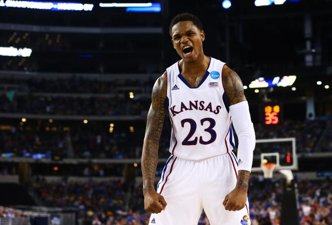 Ben McLemore Selected 7th-Overall in 2013 NBA Draft By Sacramento Kings