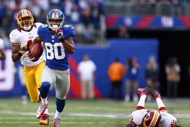 Victor Cruz Negotiations: Why the New York Giants Should Not Budge
