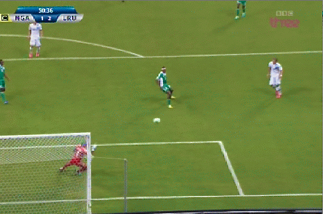 Watch Diego Forlan's Left-Footed Bomb for Uruguay vs. Nigeria in Confed Cup