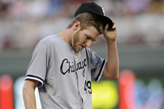 Do the Chicago White Sox Need to Address Chris Sale's Workload?