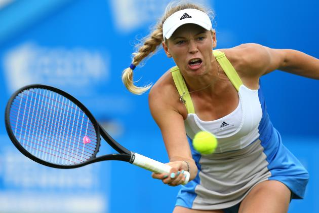 What Caroline Wozniacki's Wimbledon Loss to Petra Cetkovska Means for US Open