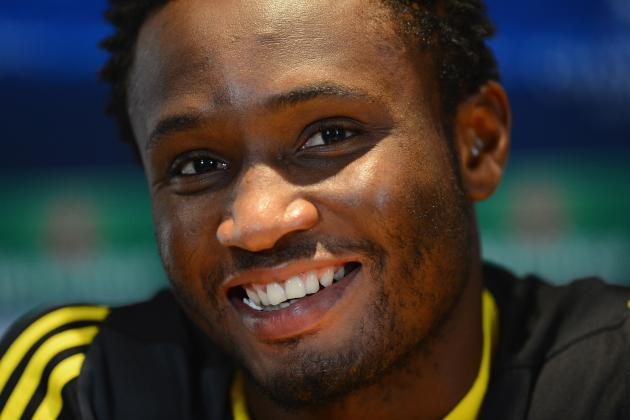 Chelsea Transfer News: Latest on John Obi Mikel, Juan Mata and Hulk