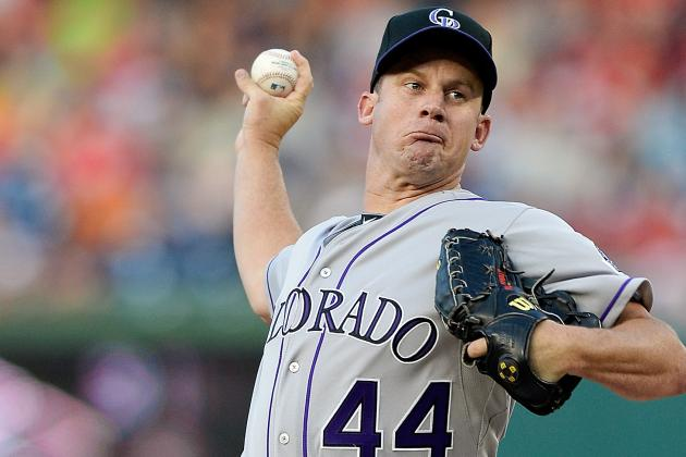 Despite Poor ERA, Roy Oswalt's Rockies Debut a Success