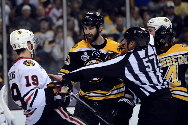 Who Will Win Stanley Cup Chess Match: Bruins 'D' or Blackhawks Playmakers?
