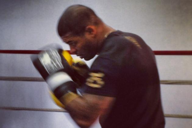 Tyrone Spong on Glory 9 95Kg Tournament: 'You have to have endurance'