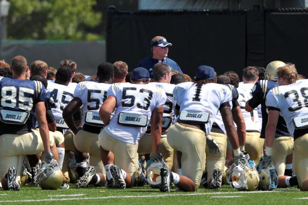 Notre Dame Football: Irish Prepare for Important Weekend