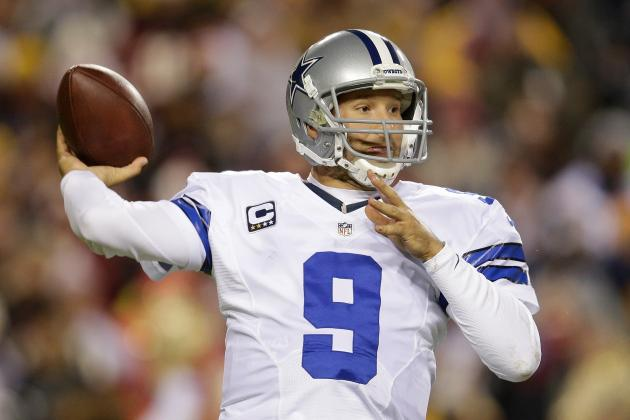 Roger Staubach: 'I Think Tony Romo Is a Championship Quarterback'