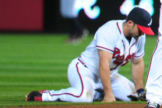 Dan Uggla Is Having Vision Problems, Could Require LASIK Surgery