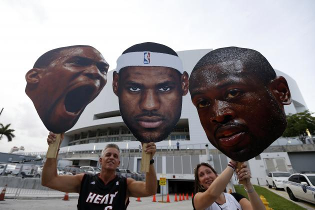 Miami Heat Parade 2013: Route, Date, Time, TV Schedule, Live Stream and More