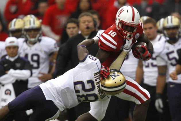 Nebraska Football: Inconsistency the Receiving Corps's Biggest Obstacle in 2013