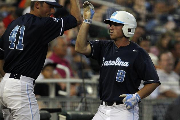UNC Ousts N.C. State to Advance to Final Four of CWS