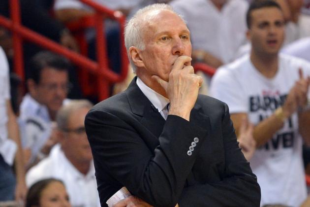 Coach Popovich Comments on Finals Defeat