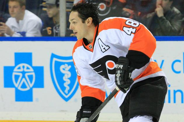 6-20-13 - Danny Briere Video - NHL VideoCenter - Philadelphia Flyers