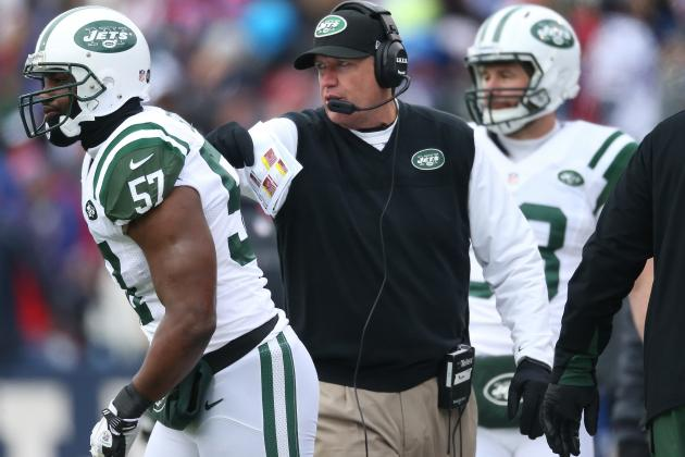 Jets Returning to Blitz-Happy Ways in '13