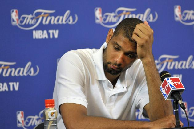 What San Antonio Spurs Will Regret Most About 2013 NBA Finals