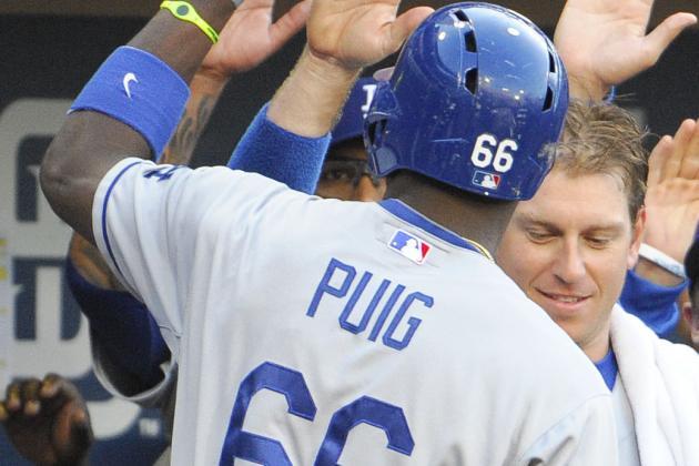 Ciriaco Handles Dodgers in Padres' Win