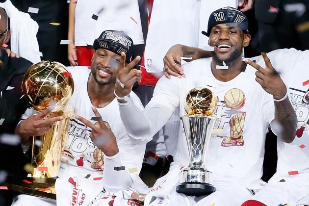 2013 NBA Finals: Where LeBron James' Legacy Stands After 2013 Title