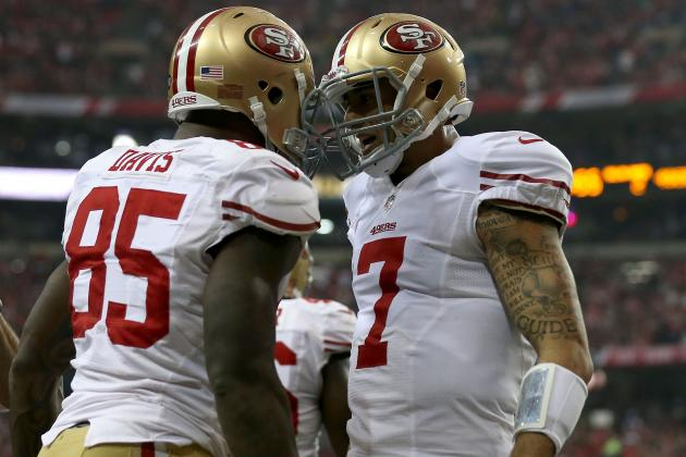 NFL Study Hall: Examining Colin Kaepernick's Development and Vernon Davis' Role