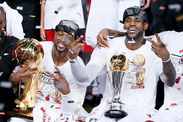 NBA Finals 2013: LeBron James Secures Legacy in One of the Best Finals Ever