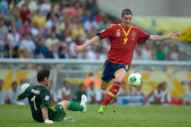 Nigeria vs. Spain: Complete Confederations Cup Preview, Projected Lineups
