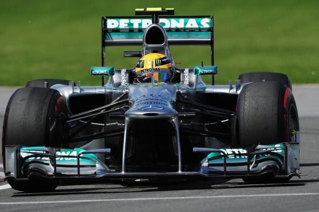 Mercedes Reprimanded over Tyre Test by FIA International Tribunal