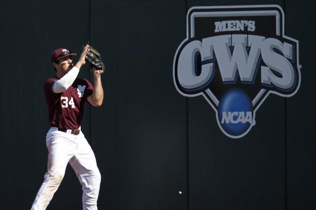 College World Series 2013 Schedule: Where to Catch Every Remaining Game