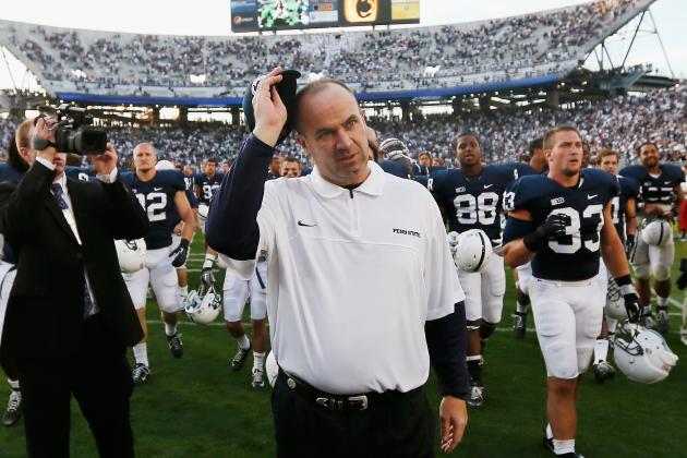 Penn State Football: Coach Bill O'Brien Receives Big Bump in Salary