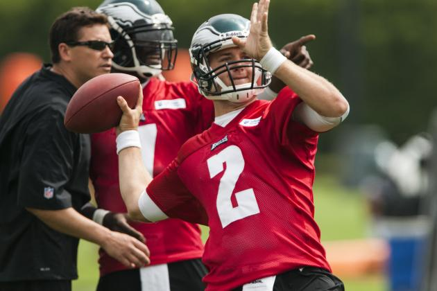 Philadelphia Eagles OC Talks Matt Barkley, Chip Kelly's Offensive Philosophy