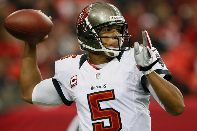 Josh Freeman Will Be 'content' If He Has to Leave Bucs
