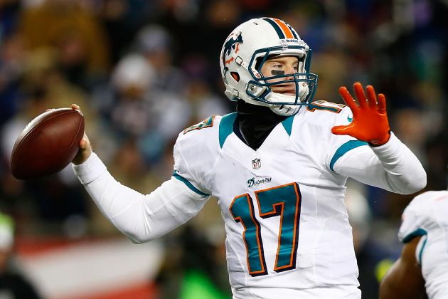 Tannehill Division's Best QB Outside the Pocket in 2012