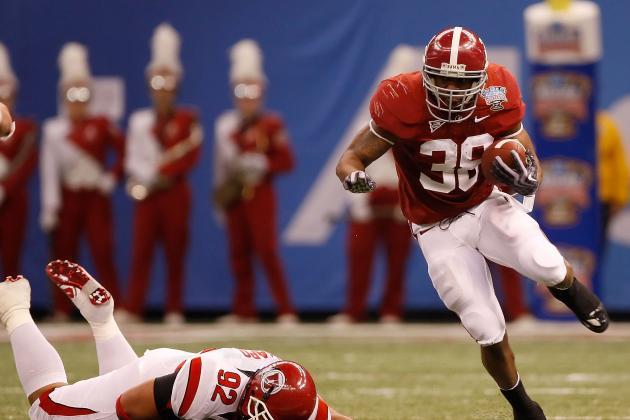 Former Alabama Star Back Glen Coffee Will Graduate from U.S. Army