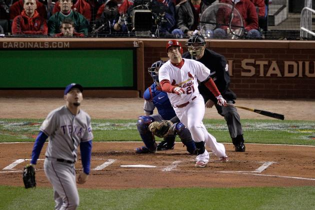 Since Meeting in World Series, TEX and STL Have Used Similar FA Strategies
