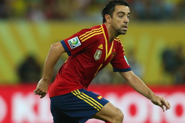 Xavi: I Almost Quit Spain Because…