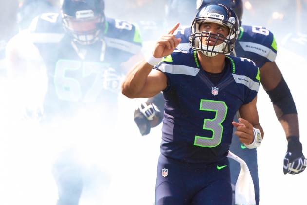How Good Can Seattle Seahawks' Russell Wilson Be in 2013?