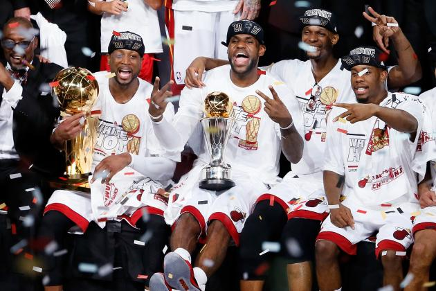 Miami Heat Parade: Date, Time and Expected Route for Championship Celebration