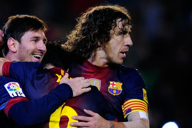 Puyol Back by Preseason
