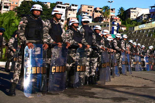 Could Riots Really Prompt FIFA To Take the World Cup Away from Brazil?