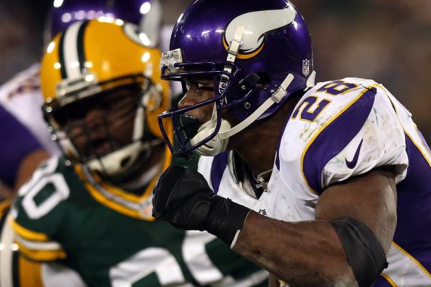 Notebook: Adrian Peterson 'going to Crank It Up' Before Training Camp[